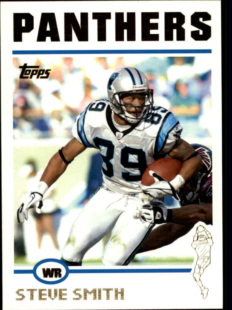 2004 Topps Collection #227 Steve Smith WR