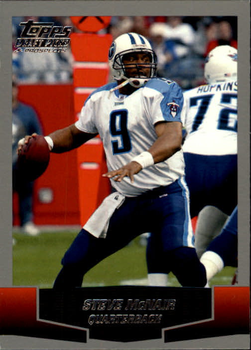 2004 Topps Draft Picks and Prospects #1 Steve McNair