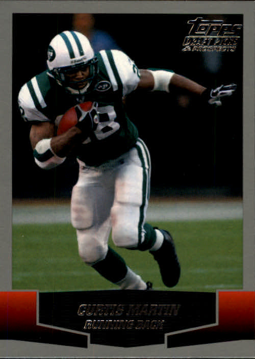 2004 Topps Draft Picks and Prospects #4 Curtis Martin