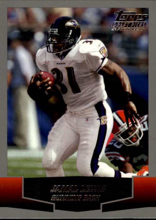 2004 Topps Draft Picks and Prospects #10 Jamal Lewis