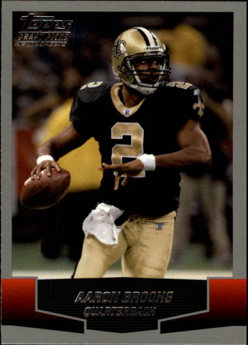 2004 Topps Draft Picks and Prospects #12 Aaron Brooks