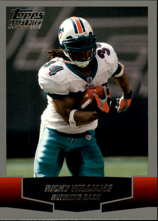 2004 Topps Draft Picks and Prospects #24 Ricky Williams