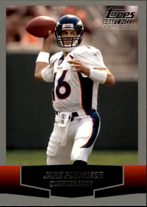 2004 Topps Draft Picks and Prospects #38 Jake Plummer