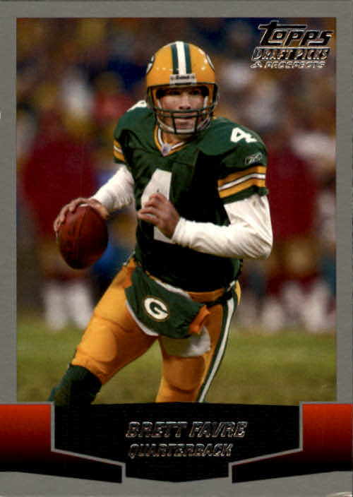 2004 Topps Draft Picks and Prospects #40 Brett Favre