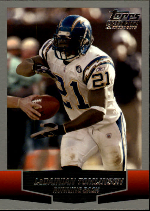 2004 Topps Draft Picks and Prospects #47 LaDainian Tomlinson
