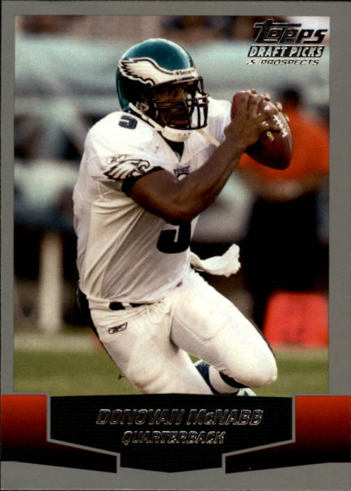 2004 Topps Draft Picks and Prospects #50 Donovan McNabb