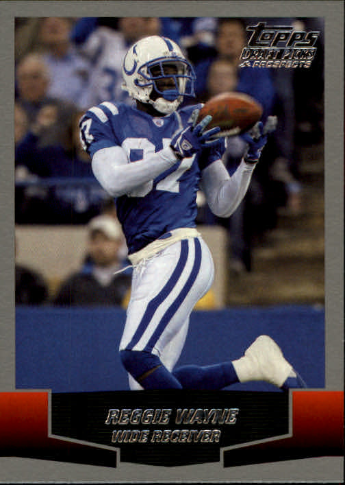 2004 Topps Draft Picks and Prospects #71 Reggie Wayne