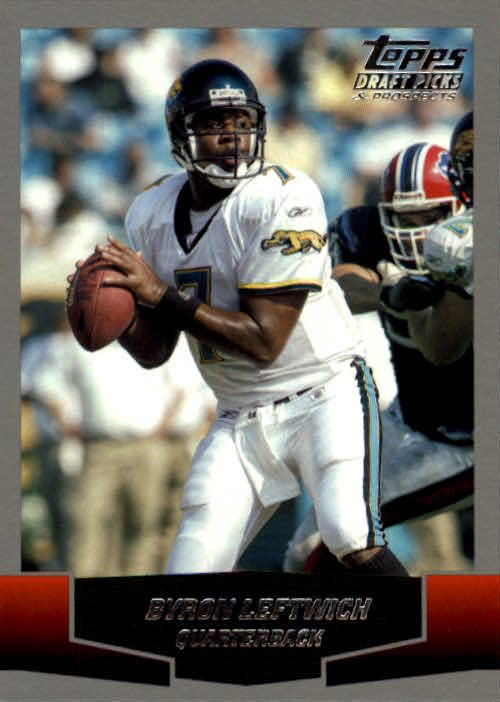 2004 Topps Draft Picks and Prospects #80 Byron Leftwich