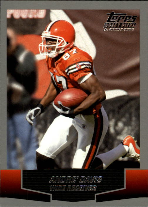 2004 Topps Draft Picks and Prospects #101 Andre' Davis