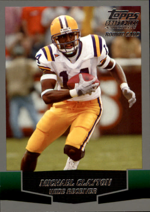 2004 Topps Draft Picks and Prospects #117 Michael Clayton RC