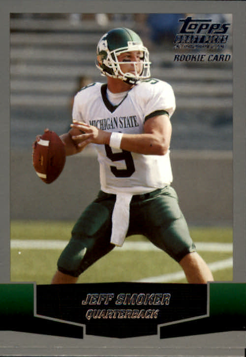 2004 Topps Draft Picks and Prospects #122 Jeff Smoker RC