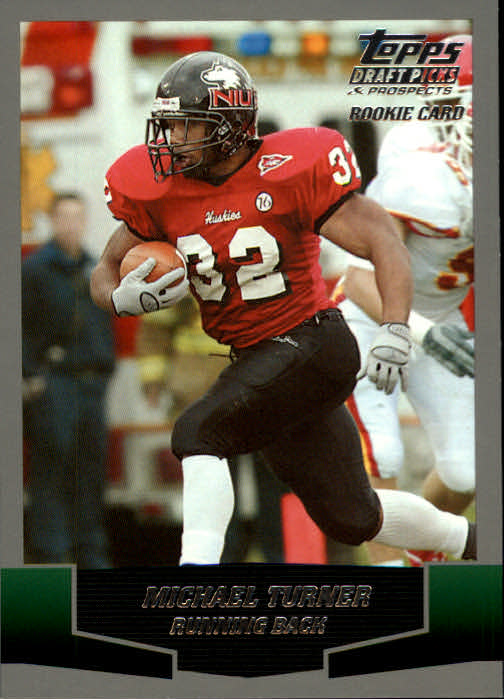 2004 Topps Draft Picks and Prospects #148 Michael Turner RC