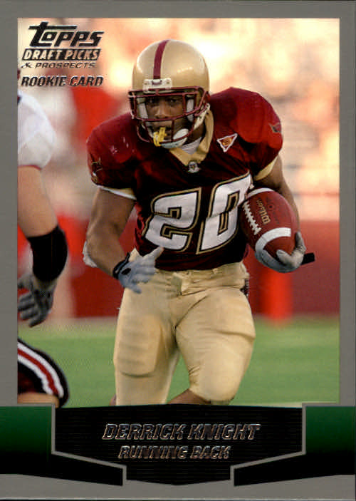2004 Topps Draft Picks and Prospects #154 Derrick Knight RC