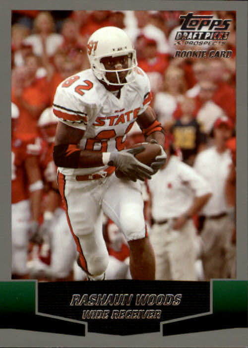 2004 Topps Draft Picks and Prospects #155 Rashaun Woods RC