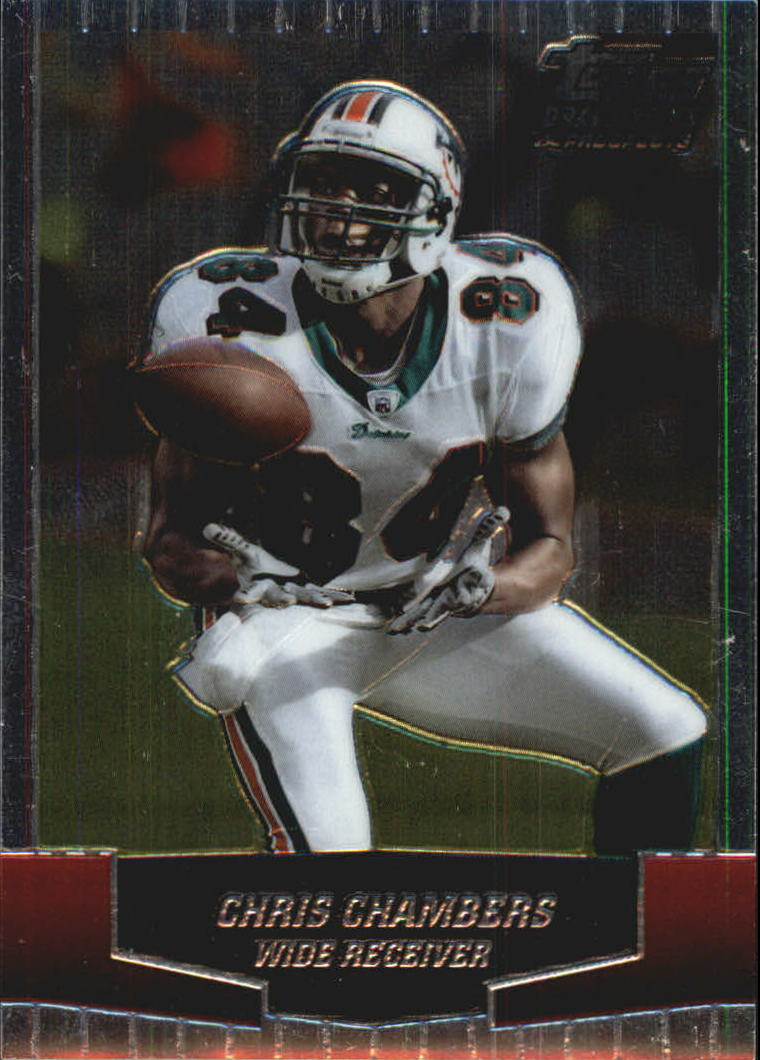 2004 Topps Draft Picks and Prospects Chrome #3 Chris Chambers