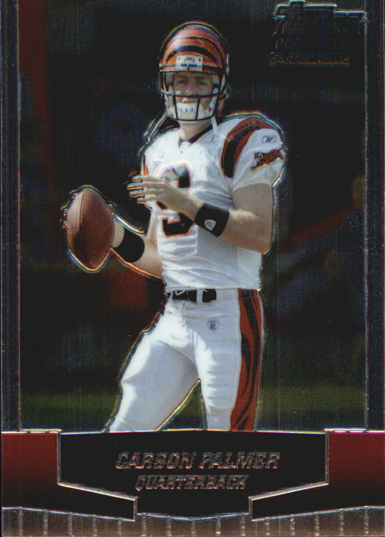 2004 Topps Draft Picks and Prospects Chrome #83 Carson Palmer