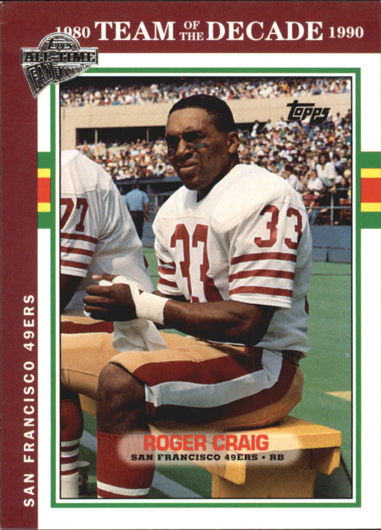 2004 Topps Fan Favorites #73 Roger Craig