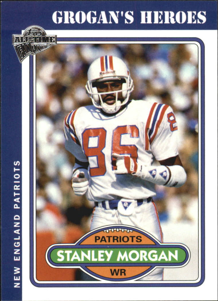 2004 Topps Fan Favorites #81 Stanley Morgan