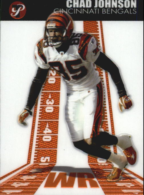 2004 Topps Pristine #46 Chad Johnson