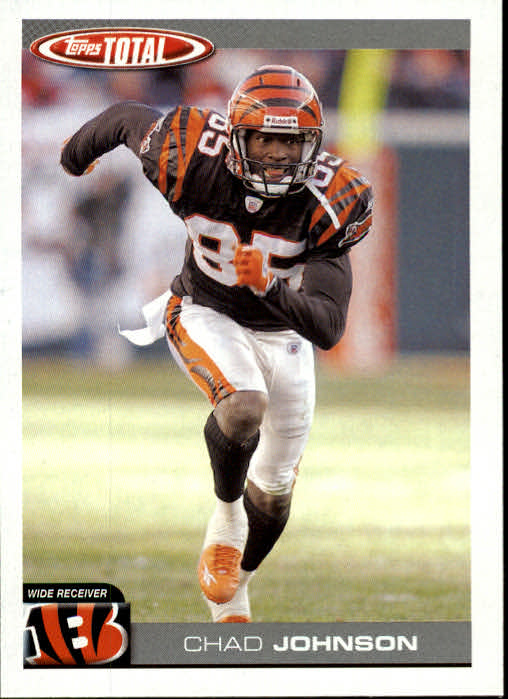 2004 Topps Total #90 Chad Johnson