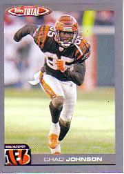 2004 Topps Total Silver #90 Chad Johnson