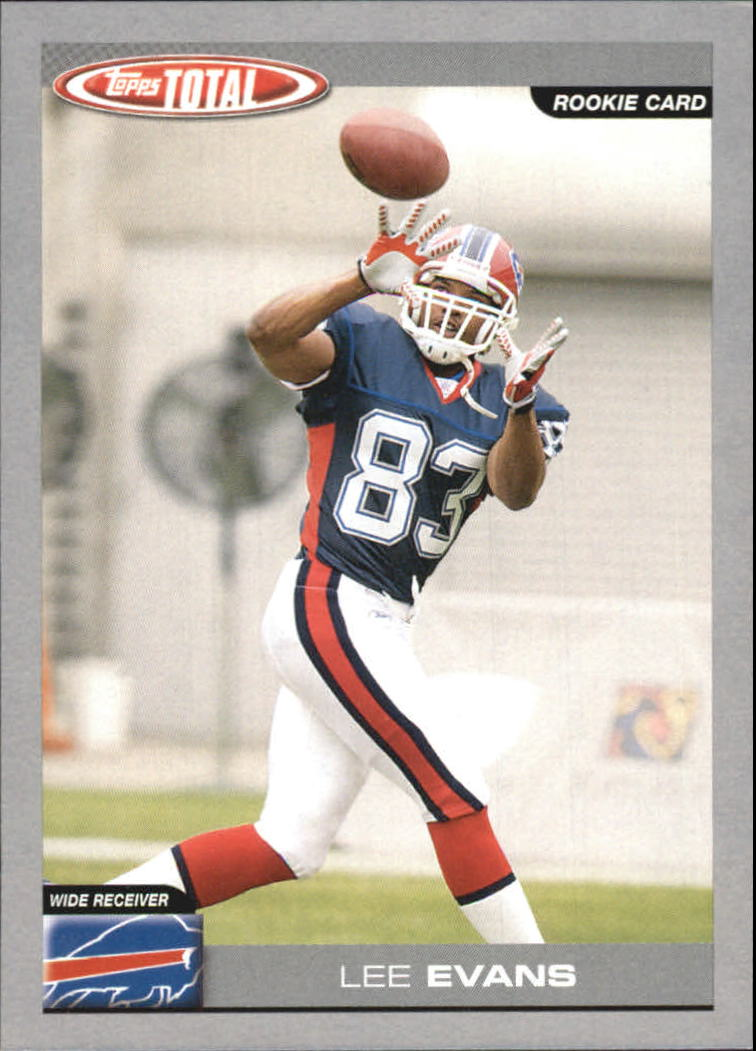 2004 Topps Total Silver #352 Lee Evans