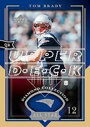 2004 UD Diamond All-Star #6 Tom Brady