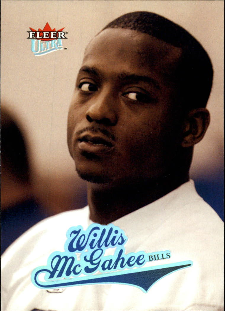2004 Ultra #166 Willis McGahee
