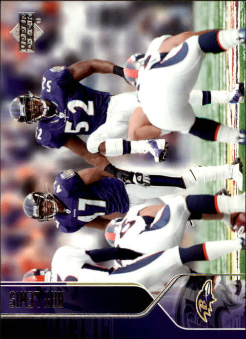 2004 Upper Deck #17 Ray Lewis
