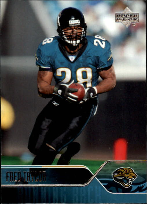 2004 Upper Deck #91 Fred Taylor