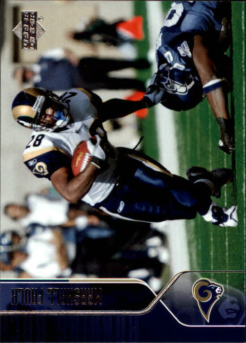 2004 Upper Deck #179 Marshall Faulk