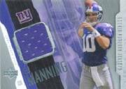 2004 Upper Deck Rookie Futures Jerseys #RFEM Eli Manning