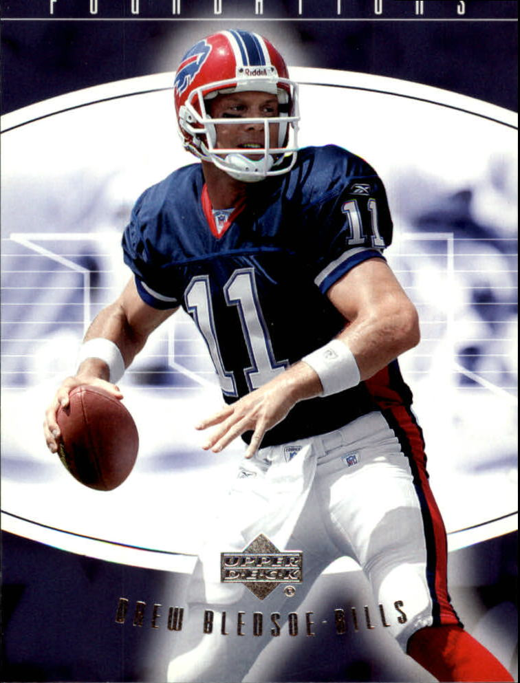 2004 Upper Deck Foundations #12 Drew Bledsoe