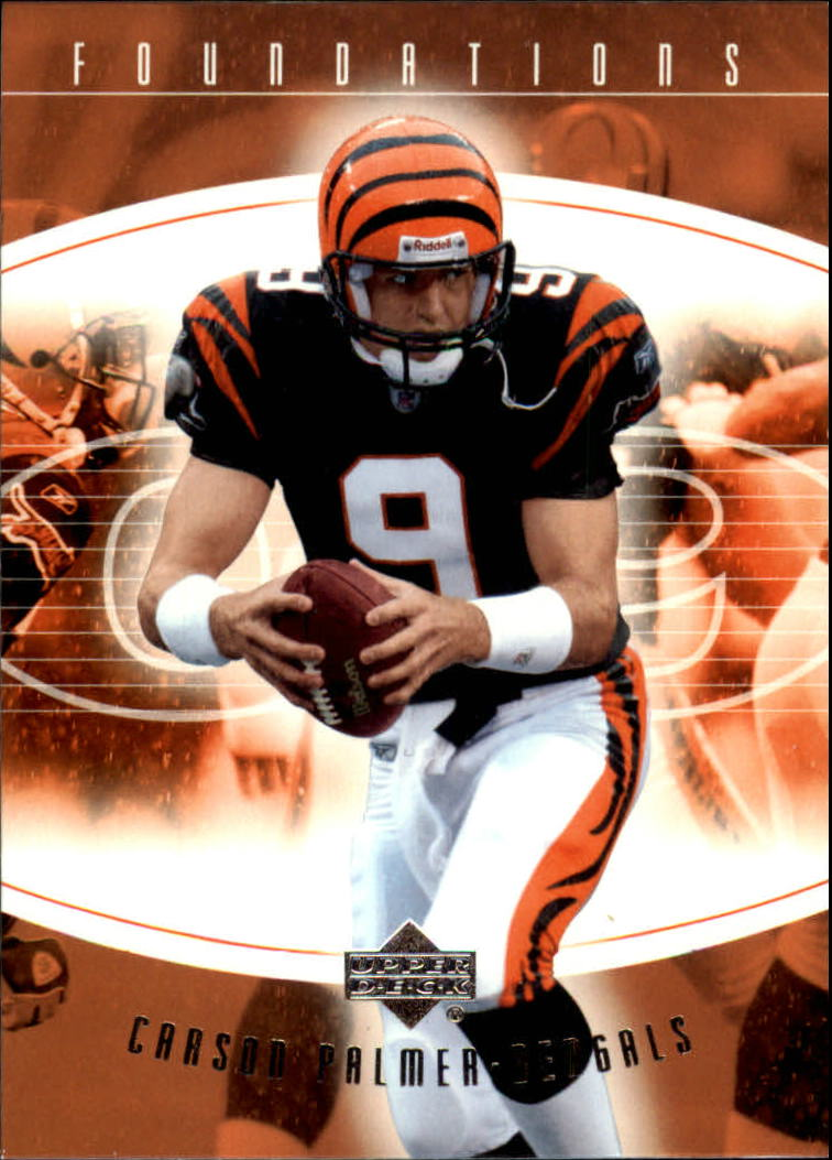 2004 Upper Deck Foundations #21 Carson Palmer