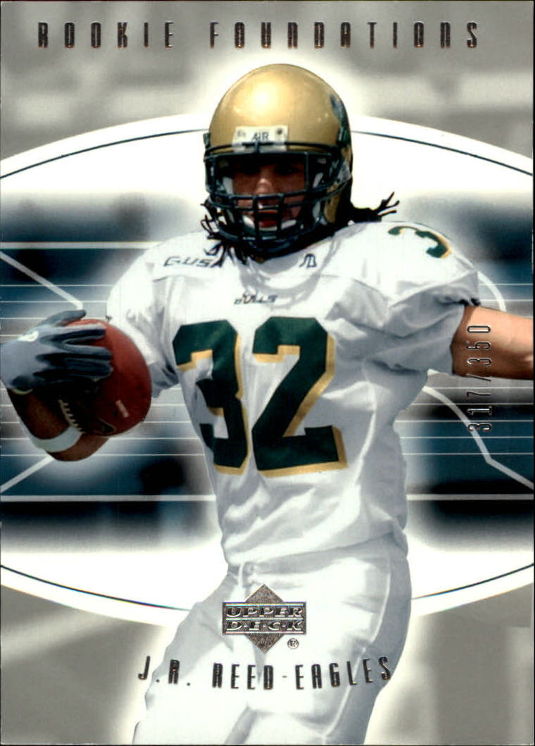 2004 Upper Deck Foundations #236 J.R. Reed RC