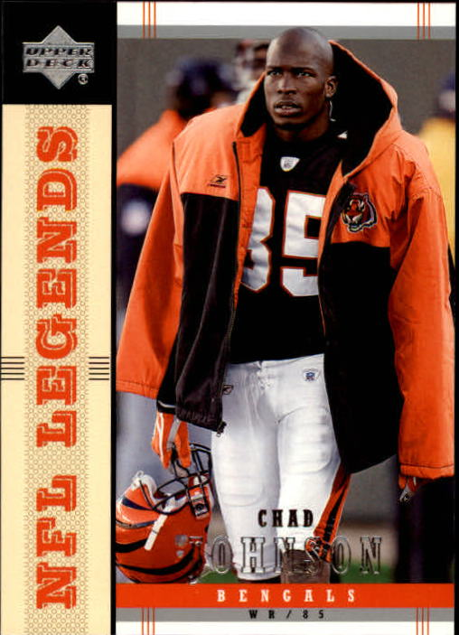 2004 Upper Deck Legends #17 Chad Johnson