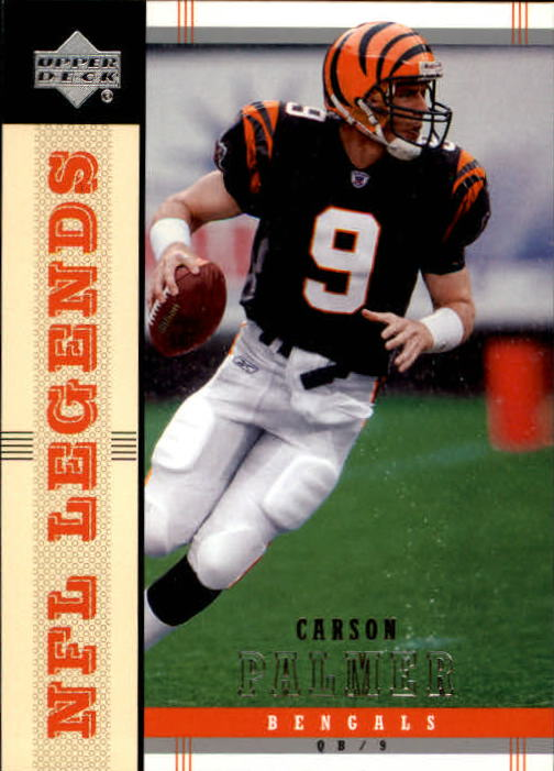 2004 Upper Deck Legends #19 Carson Palmer