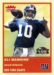 2004 NFLPA Player of the Day #POD1 Eli Manning