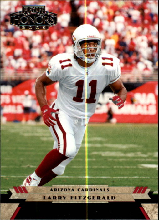 2005 Playoff Honors #2 Larry Fitzgerald