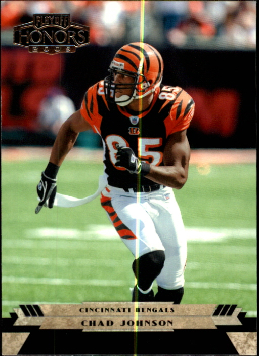 2005 Playoff Honors #21 Chad Johnson