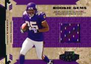 2005 Playoff Honors #209 Ciatrick Fason JSY RC