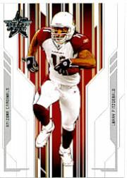 2005 Leaf Rookies and Stars #3 Larry Fitzgerald