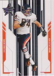 2005 Leaf Rookies and Stars #17 Brian Urlacher