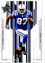 2005 Leaf Rookies and Stars #44 Reggie Wayne