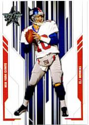 2005 Leaf Rookies and Stars #61 Eli Manning