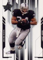 2005 Leaf Rookies and Stars #70 LaMont Jordan