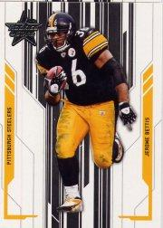 2005 Leaf Rookies and Stars #78 Jerome Bettis
