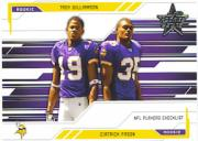 2005 Leaf Rookies and Stars #99 Ciatrick Fason CL/Troy Williamson