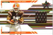 2005 Leaf Rookies and Stars #255 Braylon Edwards JSY RC