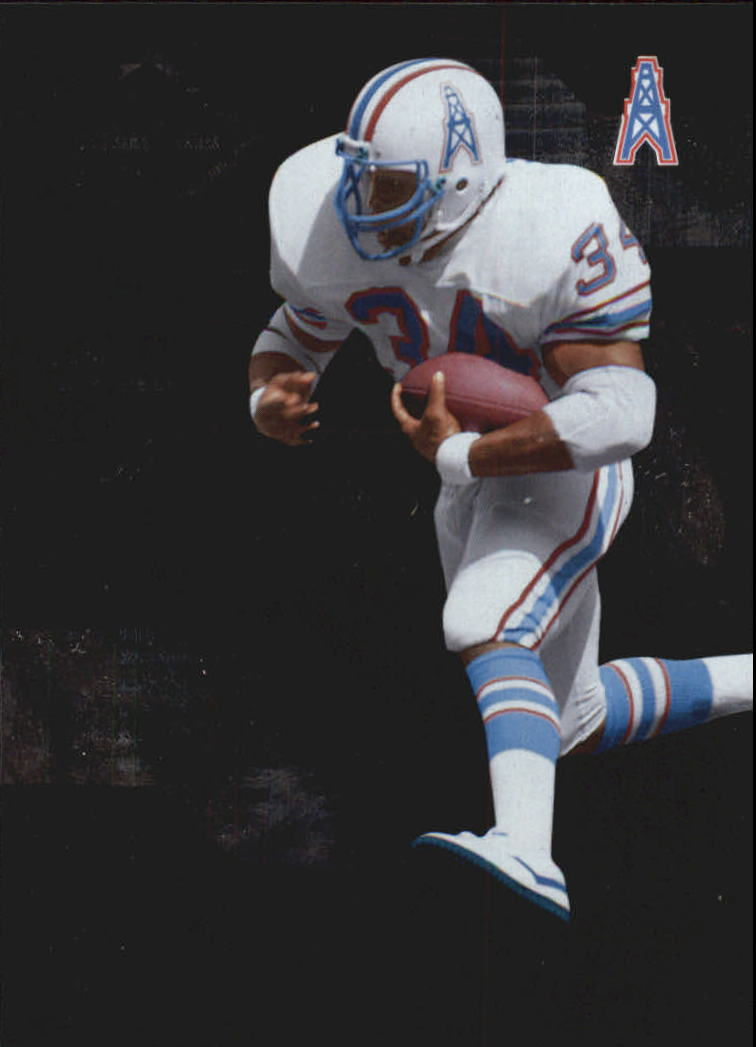 2005 Leaf Limited #113 Earl Campbell